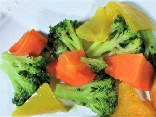 ナッシュ・彩り野菜のロースト