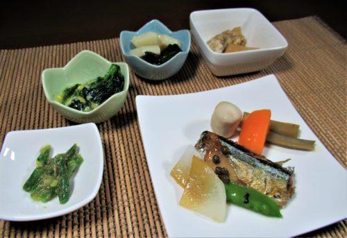 食宅便・さんまの生姜煮
