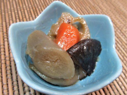 スギサポdeli根菜の甘辛煮