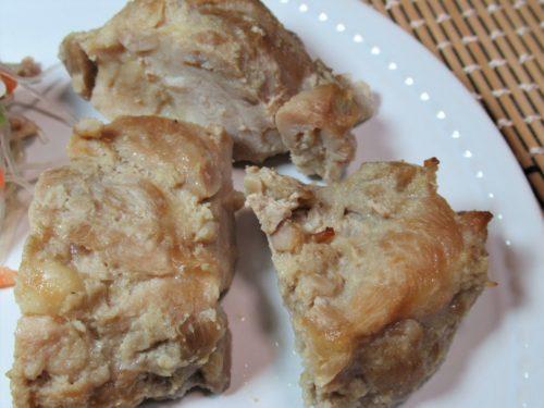 マッスルデリ鶏肉の生姜焼き