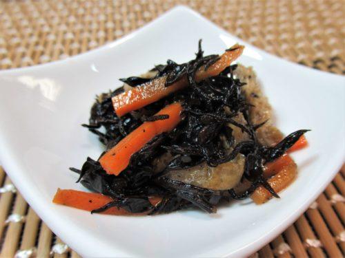 ワタミの宅食・ひじきの炒め煮