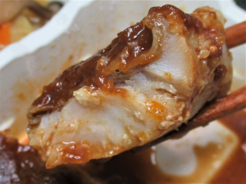 つるかめキッチン・メバルのムニエル デミグラスソース
