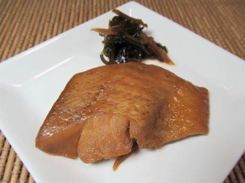 シルバーライフまごころケア食・赤魚の煮付け