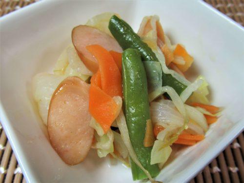 シルバーライフまごころケア食・野菜炒め