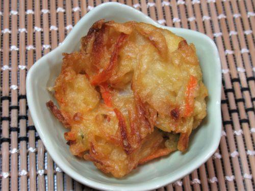 シルバーライフまごころケア食・野菜かき揚げ