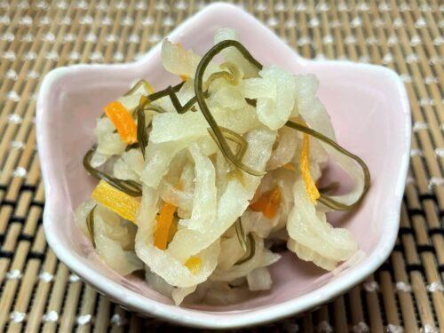 タイヘイファミリーセット・大根の松前煮