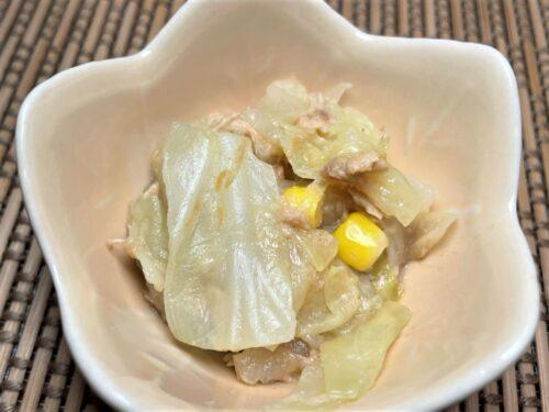 タイヘイ・きゃぺつとツナの胡麻風味