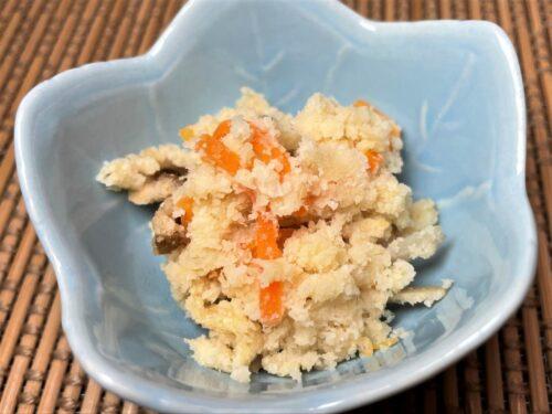 タイヘイファミリーセット・卯の花炒り煮