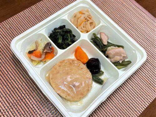 タイヘイファミリーセット・豆腐ハンバーグ
