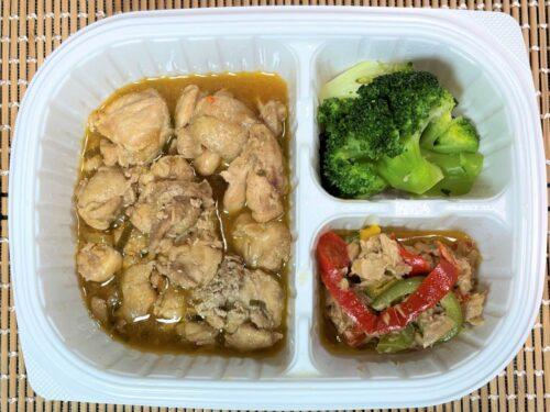 GO FOOD三代目ブロチキ油淋鶏味