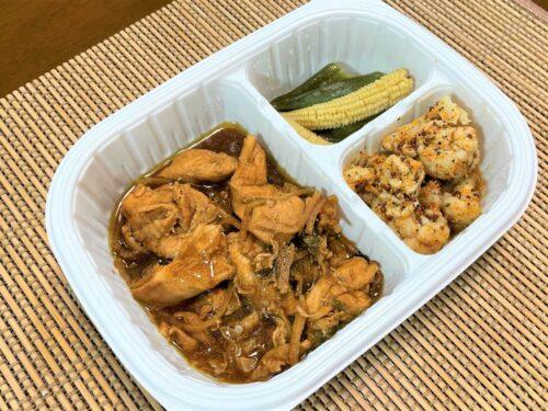 GO FOOD鶏チンジャオロース