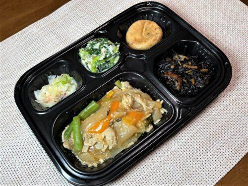 ワタミの宅食ダイレクト・豚肉と野菜の焼き肉風