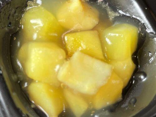 ワタミの宅食・さつま芋の甘煮