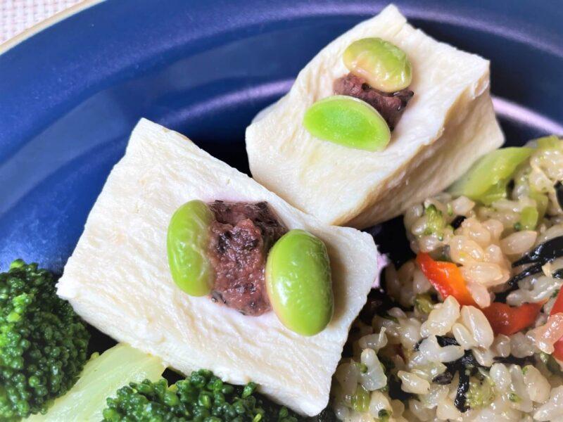 筋肉DELI湯葉豆腐